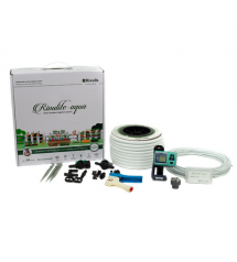 Rivulite-Aqua : Home Garden Irrigation System (Kit)